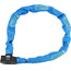 ABUS Catena 685/75 Shadow Kettenschloss neon blau